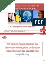 Panorama Salud Mental