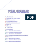 2 TOEFL-GRAMMAR