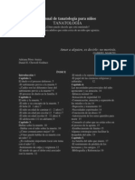 Manual de tanatología para niños