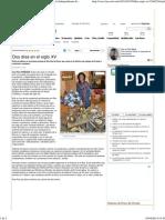 dos das en el siglo xv - la nueva espaa - diario independiente de asturias