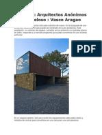 Casa NG _Arquitectos Anónimos _María Veloso_Vasco Aragao