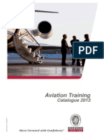Aviation+Training+ +Catalogue+2013+ +Bureau+Veritas