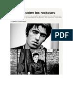 María Luján Picabea - Disparen sobre los rockstars.