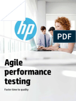 Agile Performance Testing - English