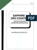 Sapphire Manual - 023-11310 - v02-01-04-94