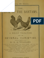 (1886) The Book of the Bantams