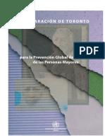 TorontoDeclarationV Spa