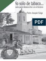 Apuntes para la historia de San Luis de Occidente