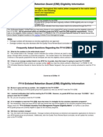 Enlisted Involuntary Program Eligibility Matrix - 28 Mar 14