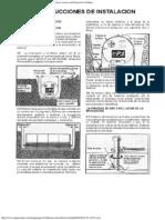Instrucciones de Instalación Tanques de Doble Pared Acero Acero con Protección C