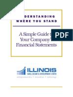 Understanding Your Business Financial Statements