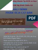 Giao Trinh Phan Tich Co Ban