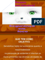 SEGURANÇA EM FÓCO