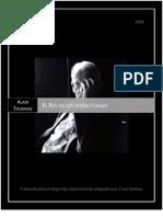 Alain Touraine - El Rol de los Intelectuales