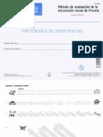 frostig. protocolo