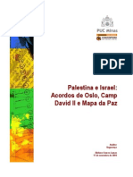 Palestina e Israel Acordos Oslo, Camp David II