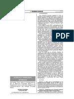 Decreto Supremo 003-2014-JUS Plan para la consolidación de la reforma procesal penal