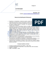 Talento - CFO - Country Manager - Código 20