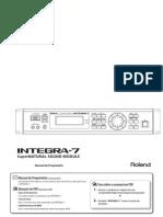 Integra 7 Pt