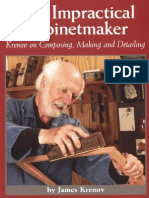 James Krenov - The Impractical Cabinetmaker