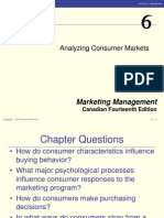 14 CE Chapter 6 - Analyzing Consumer Markets