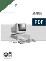 Mitsubishi CX400 KL Manual