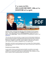 Ceausescu Si Gazele de Sist