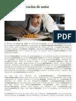 Todo sobre la cocina de autor.docx