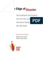 From the Edge of Disaster