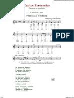 Pamela Al Oculista- Cantos de Presencias de Musica