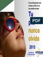 Cartel campaña diciembre 2013