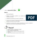 Tema 2 Alimentacion y Salud