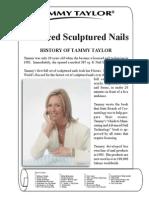 Sculpting Nails