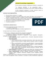 Proiect Piata 2011 Marketing
