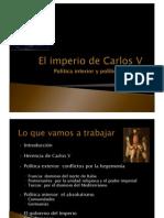 El Imperio de Carlos V