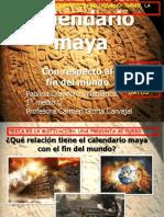 Ejemplo de disertación Calendario maya