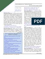 Hidrocarburos Bolivia Informe Semanal Del 19 Al 25 de Octubre 2009