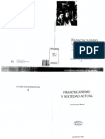 Jose Antonio Merino-Franciscanismo y sociedad actual.pdf