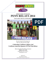 Penn Relays-Street Hype Special Feature 2014