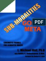 L. Michael Hall and Bob Bodenhamer - Sub-Modalities Going Meta (2005)