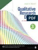 Qualitative Research Design- An Interactive Approach an Interactive Approach_1