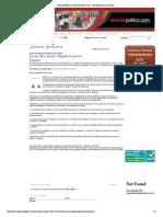 """03-04-14 RECIBE FLOR AYALA """"MANIFIESTO POR LA FAMILIA"""""""