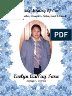 Evelyn Sara Obituary
