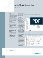 Siemens PLM Tecnomatix Plant Simulation Value Stream Mapping Fs Tcm1023 206379