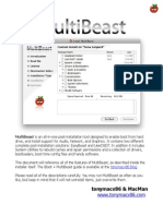 MultiBeast Features 3.10
