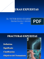 Fractura v Expuesta Ultimo