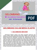 GELOMBANG-ELASTIS