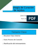 Fisiopatologia de Curacion de Tejidos