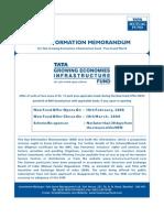 NFO Tata Growing Economies Infrastructure Fund