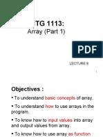 Array_Part1